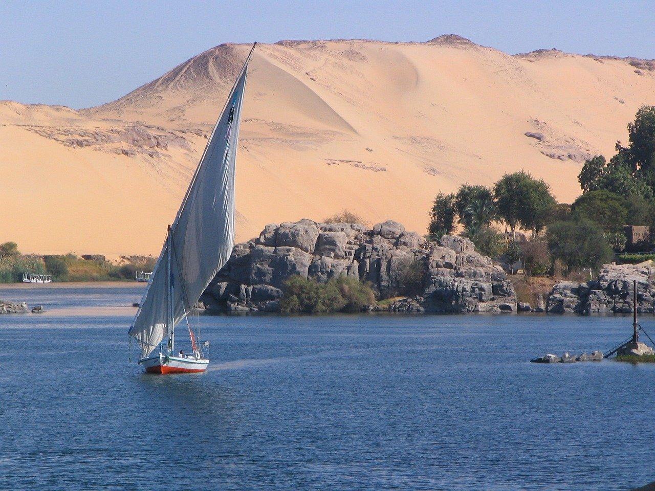 Quel est le climat le long du Nil ?