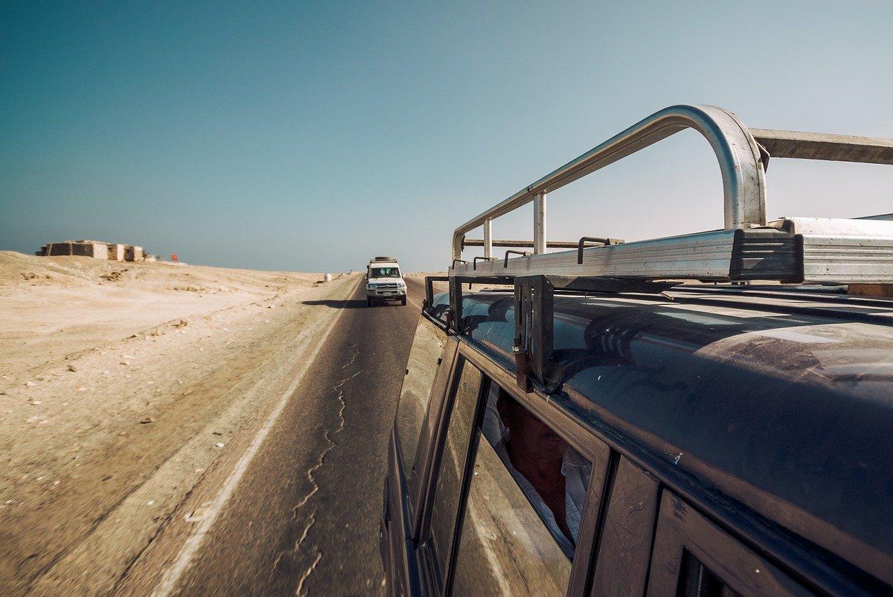 Les choses à savoir sur le désert égyptien